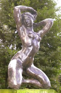 La Matinée Grande 1976 - Jardin des Plantes de la ville d'Angers<br> 1er prix du Festival de la Sculpture Comtemporaine à Margaux. Acquise par laMAIF qui l'expose dans ses jardins à Niort.<br> CP Palm Beach USA<br> Acquise par la ville de Sarrebourg<br> Jardin de sculptures en plein air du Musée de Saint Amand Montroud<br>